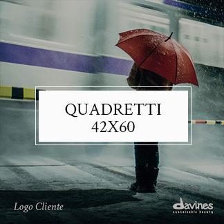 Quadretti 42x60