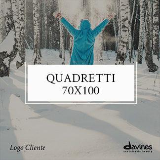 Quadretti 70x100